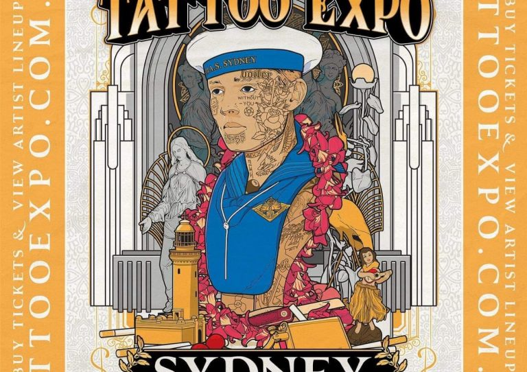 Australian Tattoo Expo